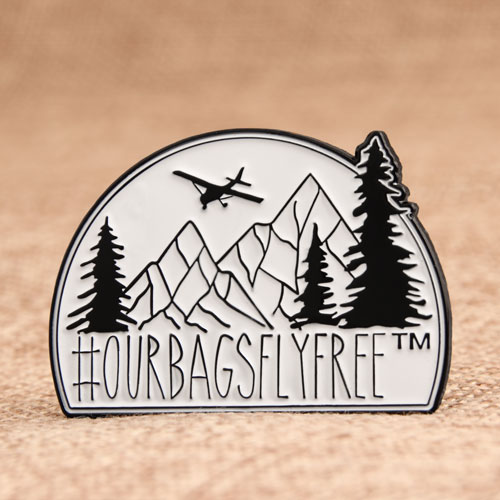 Custom HBFF Lapel Pins
