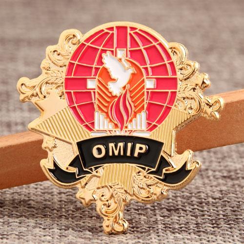 Custom OMIP Enamel Pins