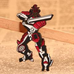 Custom Action Figure Pins