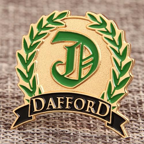 Custom Dafford Pins