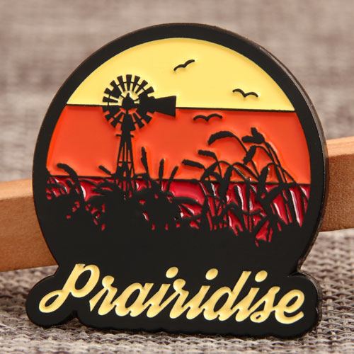 Custom Landscape Lapel Pins