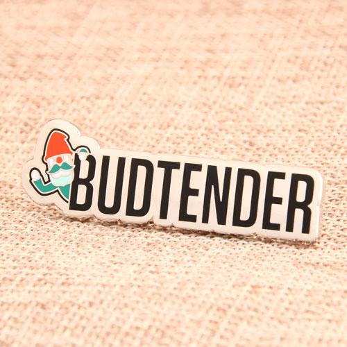Custom Budtender Pins