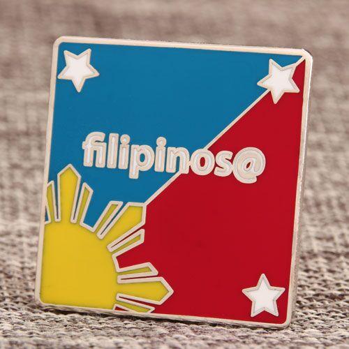 Filipinos Enamel Pins