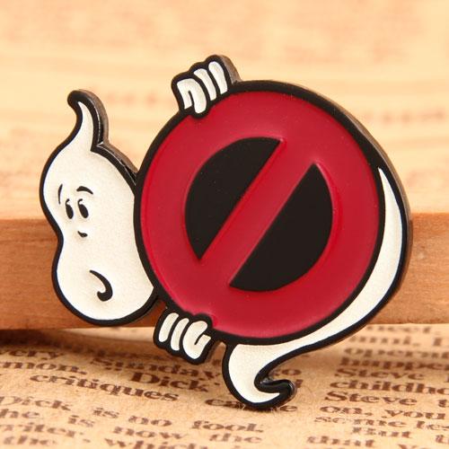 Custom Ghost Busters Pins