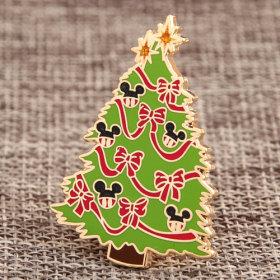 Custom Christmas Trees Pins