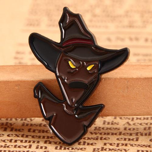 Custom Demons Pins