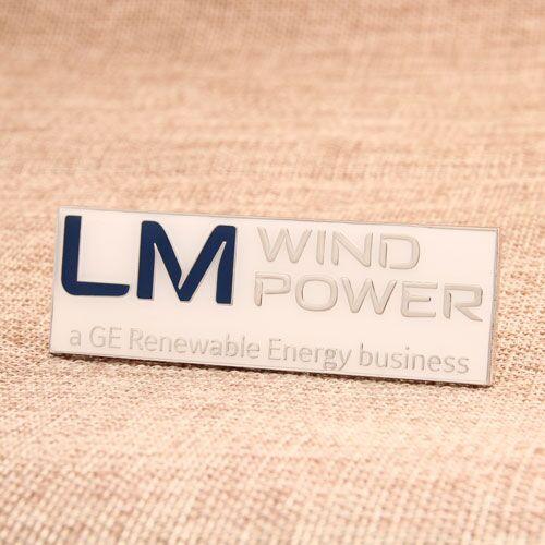 LM Custom Enamel Pins