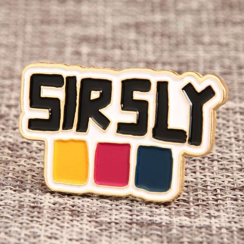 Sir-Sly Custom Enamel Pins