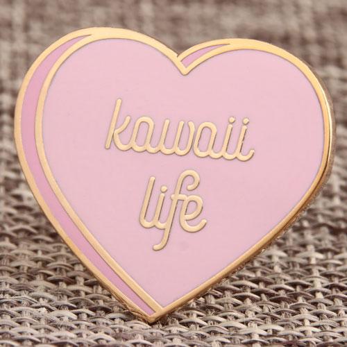 Custom Kawaii Life Pins