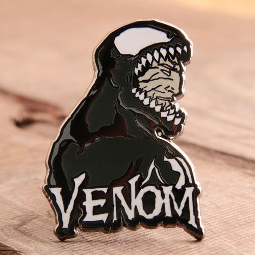 Custom Venom Movie Pins