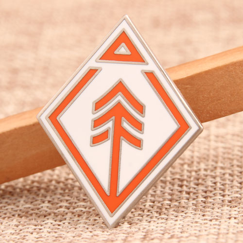 Arrow Logo Custom Pins