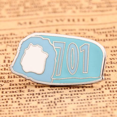 701 Bread Custom Pins