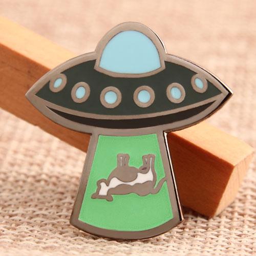 Airship Custom Pins