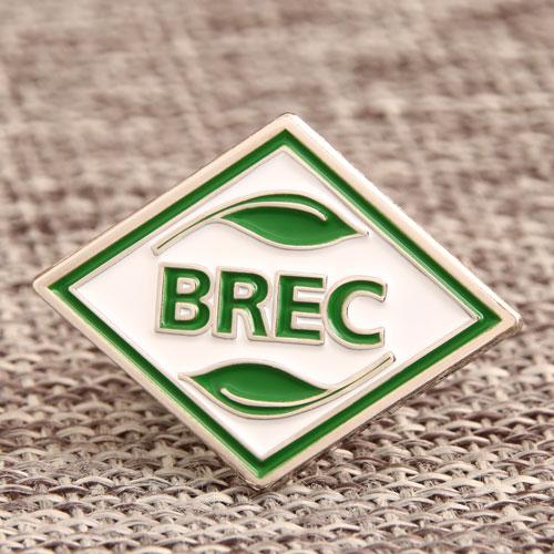 Custom BREC Enamel Pins