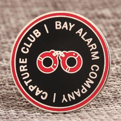 Capture Club Custom Pins