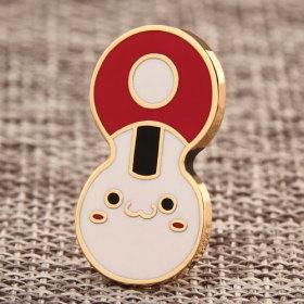 Moppet Custom Pins