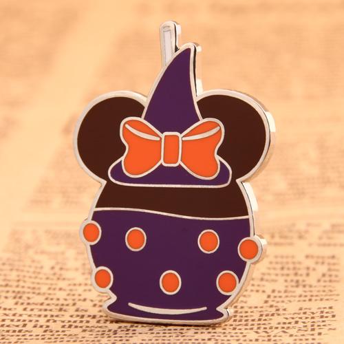 Custom Minnie Drink Pins