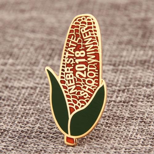 Custom Competition Winner Pins