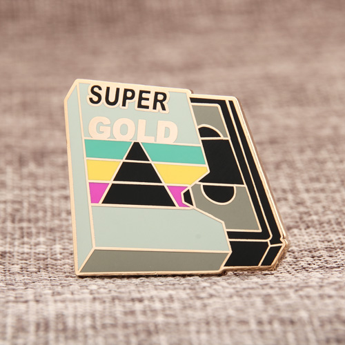 Custom Magnetic Tape Pins