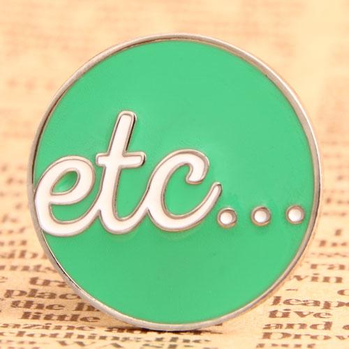 Custom Etc Enamel Pins