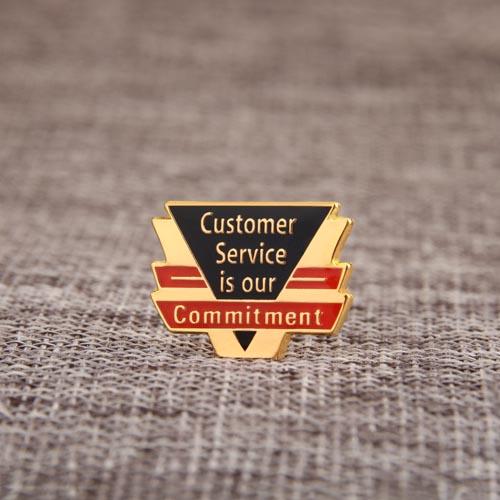 Custom Service Hard Pins