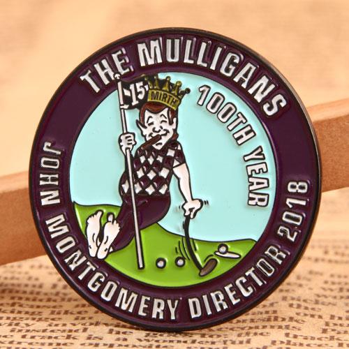Mulligans Lapel Pins