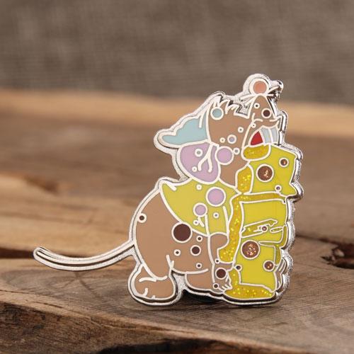 Custom Mouse Hard Pins