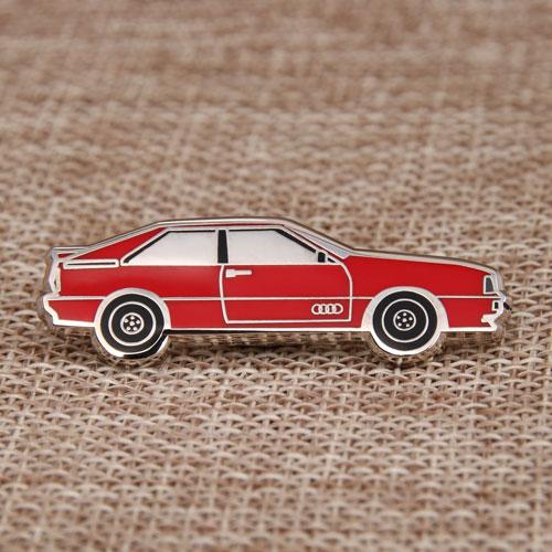 Custom Audi Enamel Pins