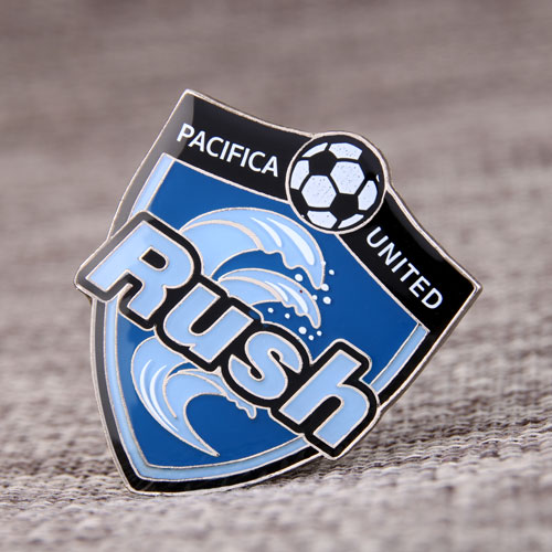 Rush Enamel Pins