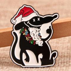 Christmas Rat Pins