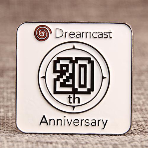 Dreamcast Anniversary Pins
