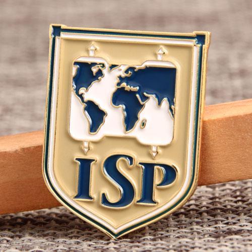 ISP Lapel Pins