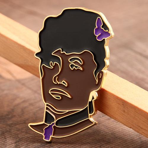 Custom Fashion Woman Pins