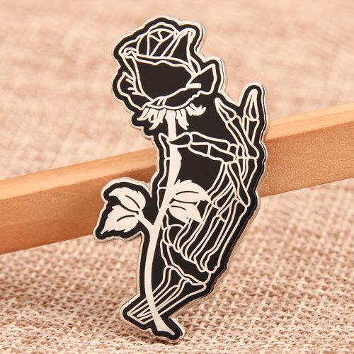 Custom Halloween Enamel Pins