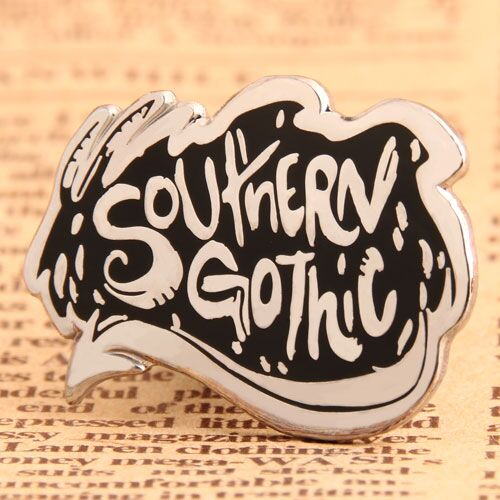 Southern Gothic Lapel Pins