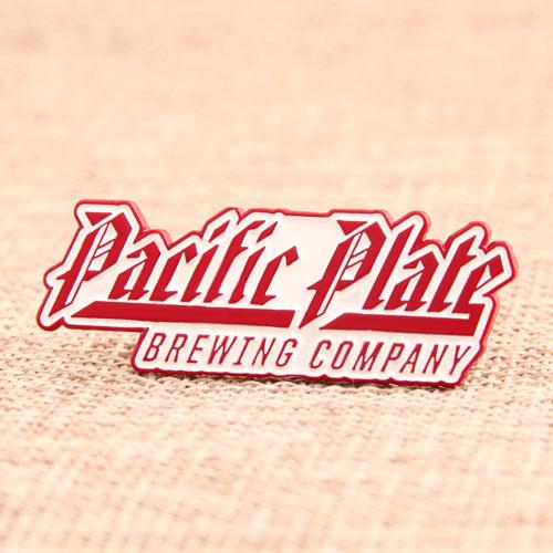 Custom Brewing Company Pins
