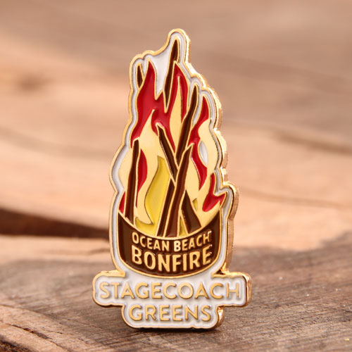 Stagecoach Greens Pins