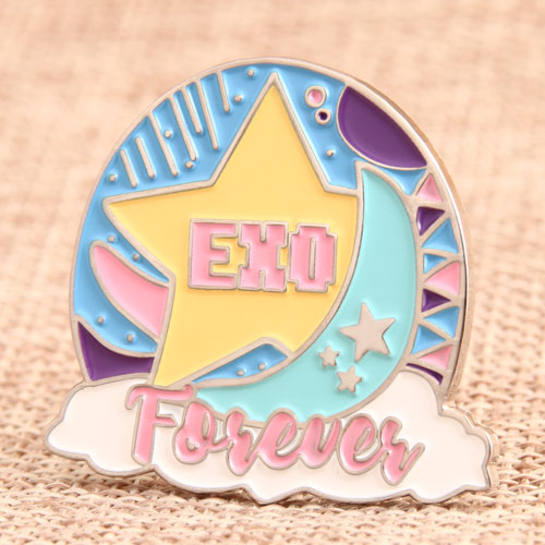 Custom EXO Pins
