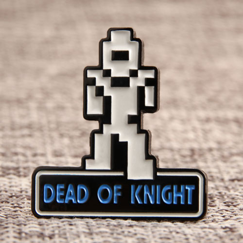 Knighy Personalized Pins