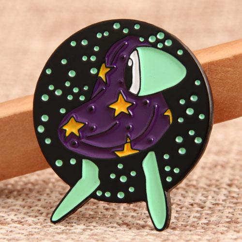 Starry Sky Enamel Pins
