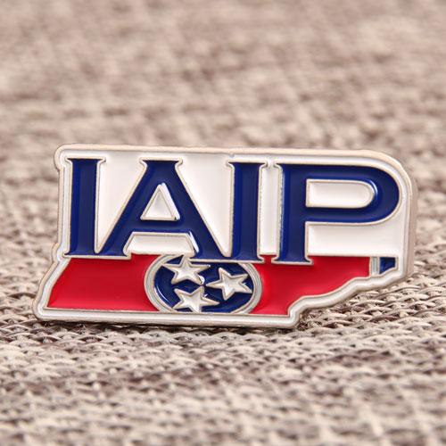 IAIP Lapel Pins