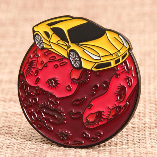 Sports Car Pins