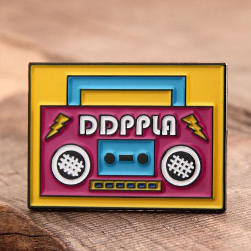 Custom DDPPLA Pins