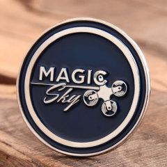 Magic Sky Custom Pins