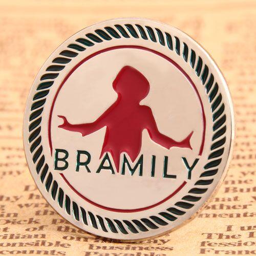 Bramily Enamel Pins