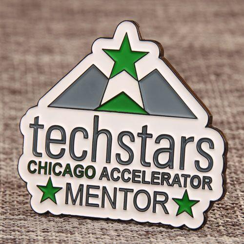 Techstars Enamel Pins