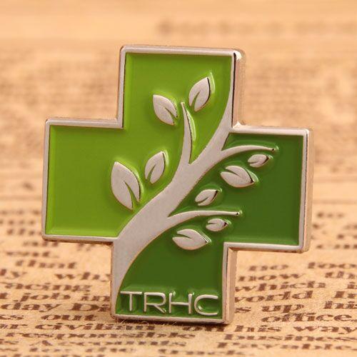 TRHC Custom Pins