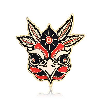 Totem Custom Lapel Pins