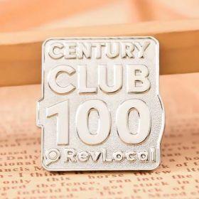 Century Club Enamel Pins