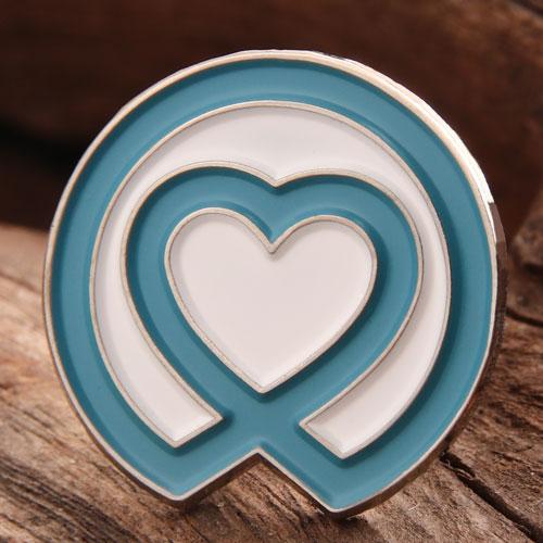 Heart Soft Enamel Pins